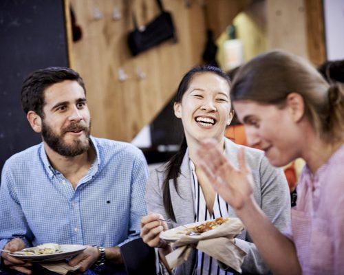 Food Talks Event