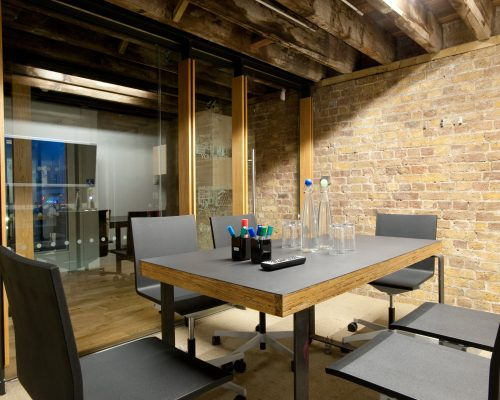 Impact Hub King's Cross | The Study | Hire A Meeting Room