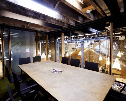 Impact Hub King's Cross | The Glasshouse | Hire a meeting room