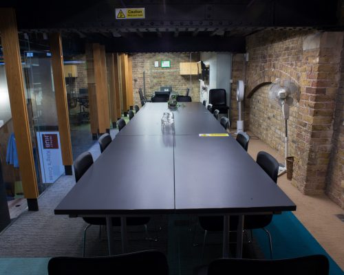 Impact Hub King's Cross | The Boardroom by Chris King | Hire a meeting room