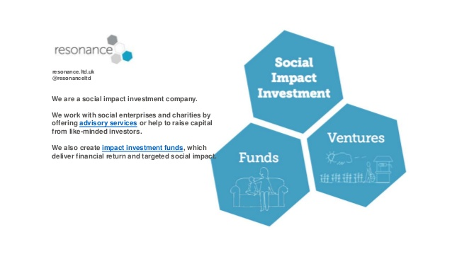 Using investment funds to help communities thrive | Impact Hub